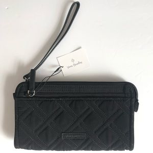 🏷 Vera Bradley Wristlet Wallet   NWT